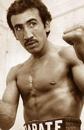 Carlos Zarate: a legendary Lothario.