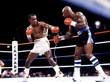 """""""Hagler won that round!"""" Roy Scheider told me. But Leonard won the fight."""